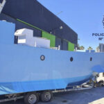 Spanish Police Sink Drug  Smugglers' Submarine Plans