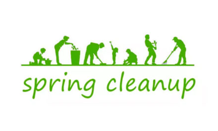 Town of Hudson's Annual Spring Clean Up, April 1 – 15