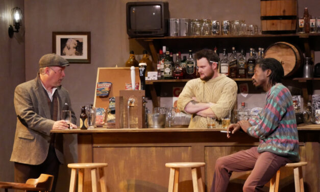 HCT's Supernatural Drama,  The Weir, Opens Today, 3/18