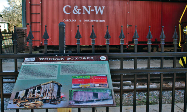 Annual NC Railroad Expo At The Hickory Metro, April 9 & 10