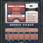 Tom Brady Rookie Football Card Fetches $2.25M At Auction