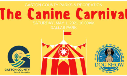 Canine Carnival And Dog Show, In Dallas, May 1; Enter By 4/26