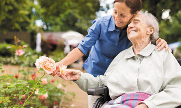 ACAP Presents A Virtual Program Caregiving And Work On 4/13