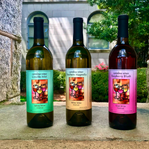 Carolina Vines Invites Public For The Release Of First Locally Produced Wines