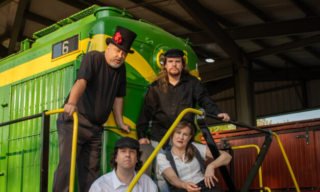 Free Concert Marks National Train Day In Newton, May 8