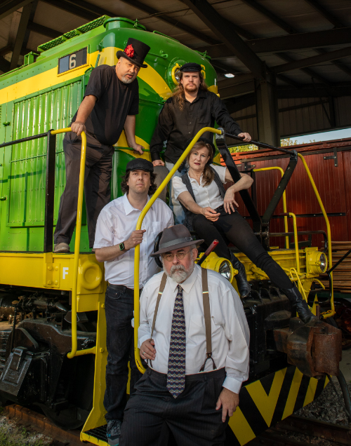 Free Concert Marks National Train Day
