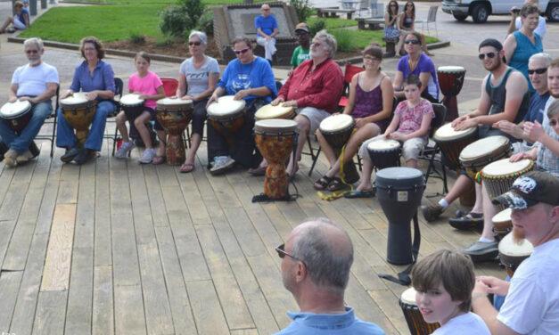 Annual African Drumming & Steel Drum Workshop, June 14-18