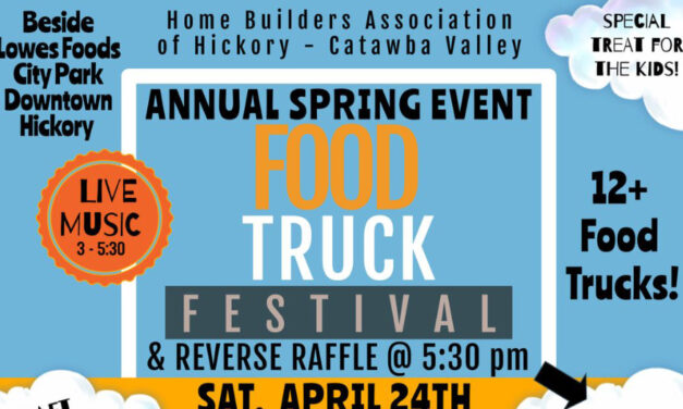 Food Truck Festival At Lowes Foods City Park This Sat., April 24