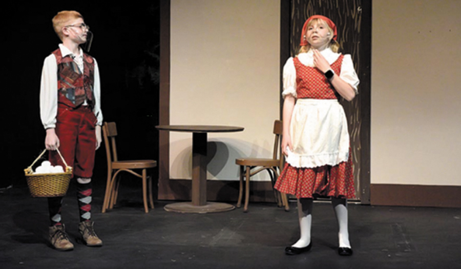 Hansel & Gretel Opens At The Green Room This Weekend