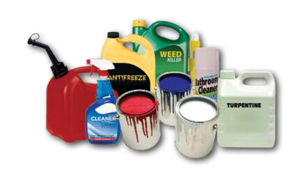 Catawba County's Household  Hazardous Waste Collection Event Set For May 1