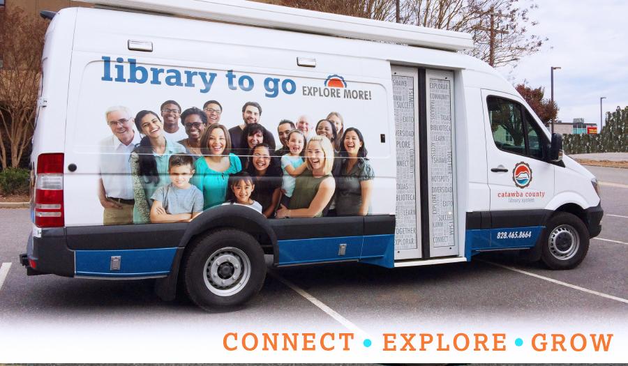 Library To Go Kicks Off Summer @ Smyrna Series, May 28