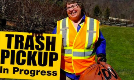 City Of Conover Hosts Litter Sweep Event, Saturday, April 17