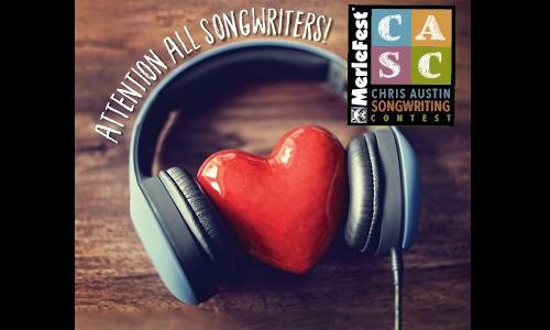 Chris Austin Songwriting Contest Accepting Entries Until June 15