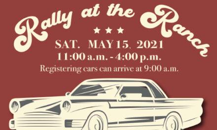 Rescue Ranch Presents Rally At The Ranch, Saturday, May 15