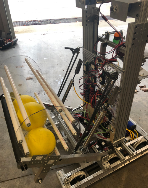 The Foothills Robotic Team