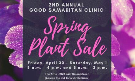 2nd Annual Spring Plant Sale In Morganton, 4/30 & 5/1