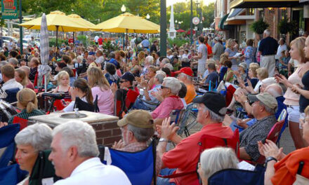 13th Annual Swingin' Under The Stars On Union Square, May 30