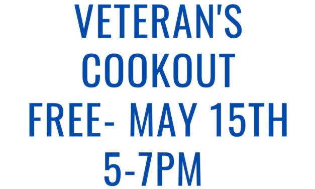 Hiddenite Center Honors Veterans, May 5 & 15