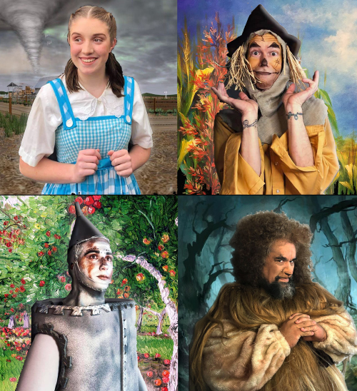 The Wizard Of Oz Comes To Valdese