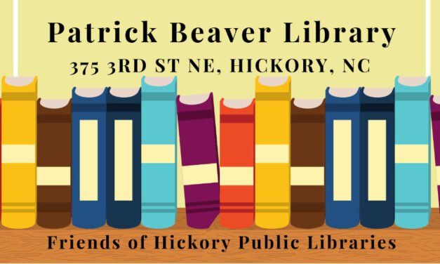 Outdoor Spring Book Sale At  Patrick Beaver Library, 4/30 & 5/1