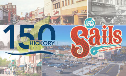 #Repeat150: City Of Hickory Celebrates  Sesquicentennial Anniversary, Starting May 30