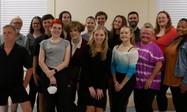 Meet The Ensemble Of Evita, Opening Thursday, 6/10, At HCT