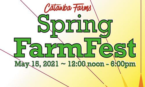Catawba Farms Inaugural Spring Farmfest