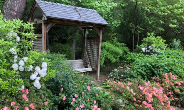 26th Annual Romance Of The Garden Tour, Saturday, May 22