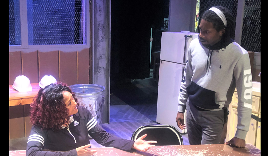 Local Actor Returns To Hickory Community  Theatre For Skeleton Crew, Runs May 13-23