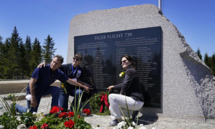 Soldiers Who Perished On Secret Mission Are Memorialized