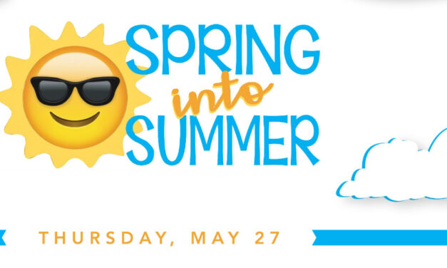 City Of Hickory's Spring Into Summer Event, Thurs., May 27