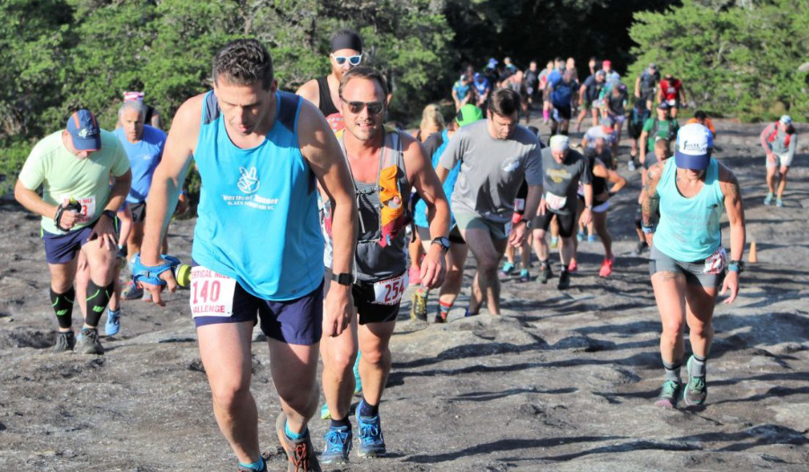 Vertical Mile Trail Race