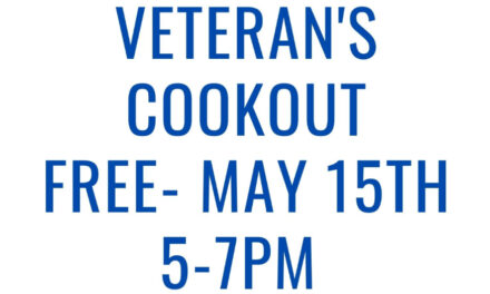 Hiddenite Arts Hosts A Veteran's Cookout On Saturday, May 15