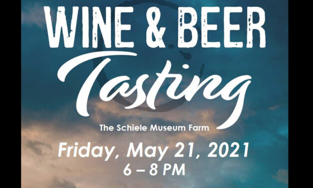 Schiele Museum's Wine & Beer Tasting Fundraiser, May 21