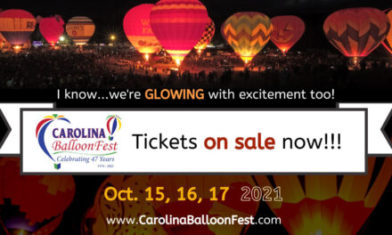 Iredell County's 2021 Carolina BalloonFest Is Set For Oct. 15-17