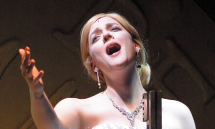 Experience The Epic Musical That Is Evita At HCT, Opening June 10