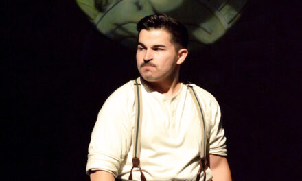 Last Weekend To Catch Evita At Hickory Community Theatre