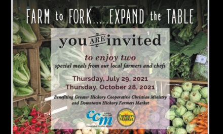 5th Annual Farm To Fork, Expand The Table Summer Event, July 29