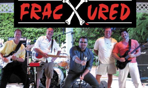 Valdese Summer Concert Series Hosts FracXured, Friday, June 11