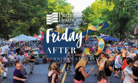 Statesville's Friday After 5 Summer Concert Series Starts Friday, June 18, With Soul Watt