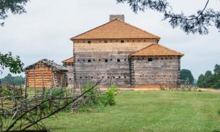 Taking Shelter in Fort Dobbs Living History Event, Sat., 6/26