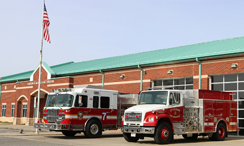 Firefighters To Practice Skills