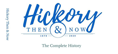 History Of Hickory Discussion By Local Historian & Author, June 24