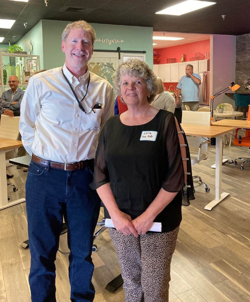 Hickory Hub Partners With CVCC
