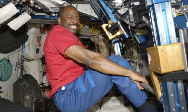 Dirty Laundry In Space? NASA & Tide Tackle Cleaning Challenge