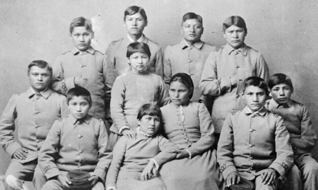 US To Review Native American Boarding Schools' Dark History