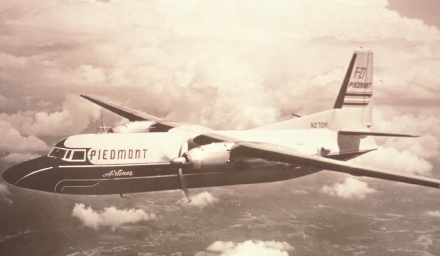 Piedmont F27