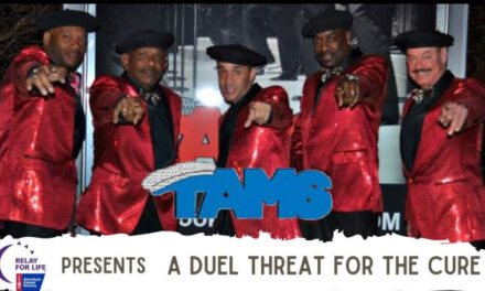 Relay For Life Benefit Presents The Catalinas And The TAMS, 7/23