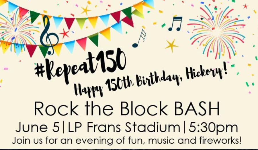 ALT Block Bash Is Sat., June 5th, At LP Frans Stadium, 5:30PM