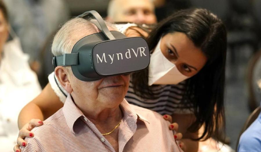 Can Virtual Reality Help Seniors?